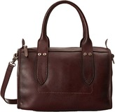 Frye Amy Zip Satchel Satchel Handbags