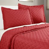 Clara Clark 3 Piece Quilt Set Bedspread Coverlet - Set includes Quilt & Shams Color/
