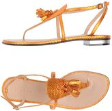 Dibrera Toe strap sandals - Item 11172856