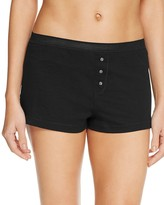 Naked Pima Cotton Shorts
