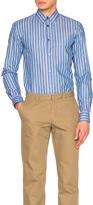 Stella McCartney Long Sleeve Striped Shirt