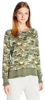 PJ Salvage Women's Mission Bound Camo Top