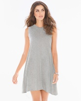 Soma Intimates High Neck T-Shirt Dress