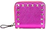 Valentino Garavani 'Rockstud' compact wallet