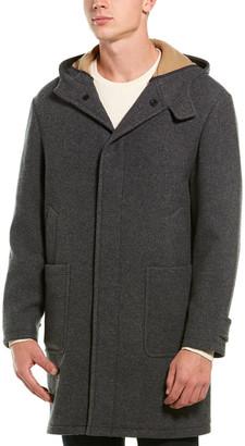 Ermenegildo Zegna Z Wool-Blend Overcoat