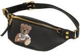Moschino Teddy Bear Faux Leather Belt Pack