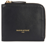 MAISON KITSUNÉ Men's Coin Purse Black