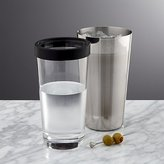 Crate & Barrel Boston Shaker