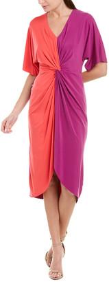 Trina Turk Etta Midi Dress