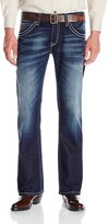 Ariat Men's Men's M7 Stretch Extra Slim Fit Rocker Boot Cut Jean