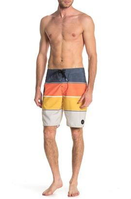 Rip Curl All Time Stripe Board Shorts