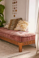 Urban Outfitters Rohini Velvet Daybed Cushion