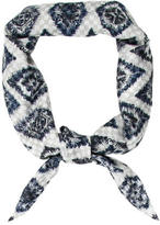 Louis Vuitton Ikat Silk Losange Scarf