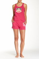Paul Frank Back To Basics Pajama Short Set