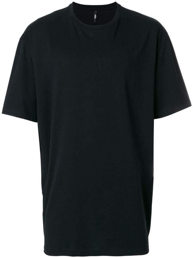 Versus side zip fastening T-shirt