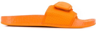 Adidas By Pharrell Williams Boost sole pool slides