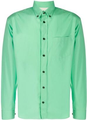 Acne Studios Button-Down Collar Shirt