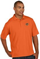 Antigua Men's Houston Dynamo Xtra-Lite Desert-Dry Pique Performance Polo