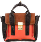 3.1 Phillip Lim Colorblock Mini Pashli Satchel