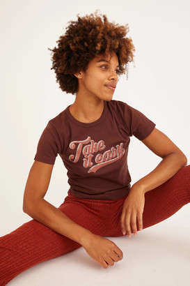 Urban Outfitters Take It Easy Baby Tee