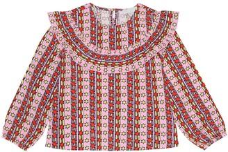 Stella McCartney Kids Printed blouse
