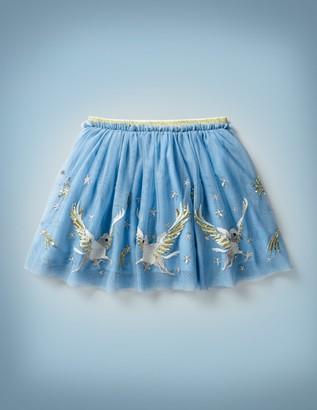 Boden Hippogriff Tulle Skirt