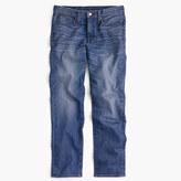 J.Crew Tall vintage crop jean in Callie wash