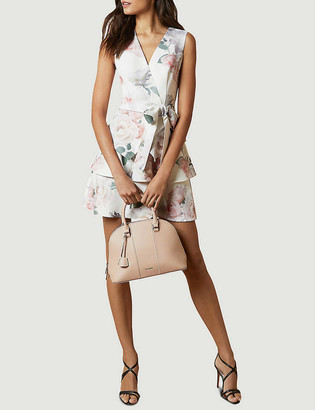 Ted Baker Dewana Bouquet floral-print woven mini dress