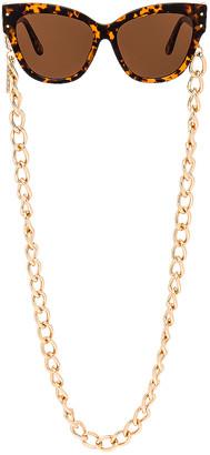 my my my Quincy Sunglass Chain