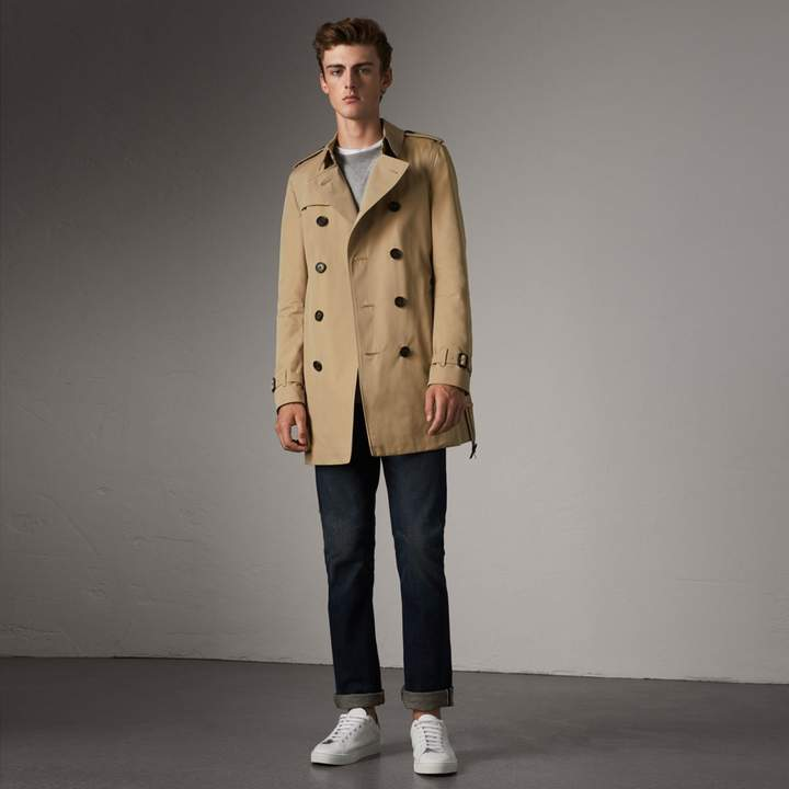Burberry The Chelsea - Mid-length Trench Coat