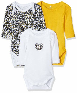 Name It Baby Girls' 13173253 Shaping Bodysuit