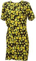 Lanvin floral print dress - women - Silk - 42