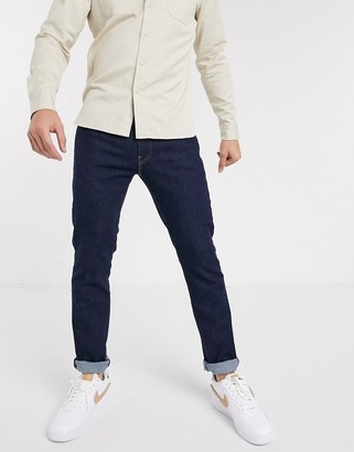 Levi's 511 slim fit jeans in chain rinse