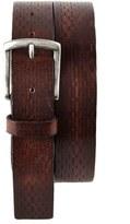 Trafalgar Men's 'Gabe' Leather Belt