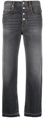 Etoile Isabel Marant Neaj cropped jeans