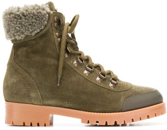 Mr & Mrs Italy hiking boots