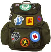 DSQUARED2 Hiro Military Patches Backpack