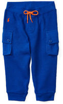 Ralph Lauren Childrenswear Waffle-Knit Pants
