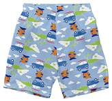 I Play Baby Boys' Trunks With Reusable Absorbent Swim Diaper