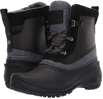 The North Face Shellista III Shorty (TNF Black/Zinc Grey) Women's Shoes