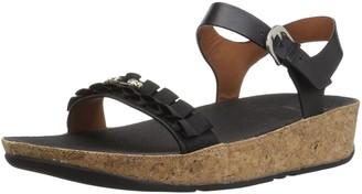 FitFlop Women's Ruffle Back-Strap Sandals