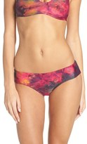 Becca Women's Chakra Tie Dye Bikini Bottoms
