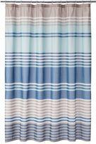Saturday knight ltd. Saturday Knight, Ltd. Miller Stripe Shower Curtain