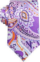 Geoffrey Beene Men's Timeless Paisley Tie