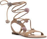 Carlos by Carlos Santana Gia Tie-Up Sandals Women's Shoes
