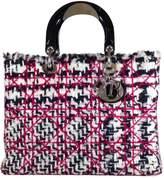 DIOR Cabas Lady Dior en tweed