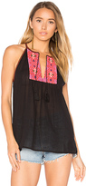 Joie Clea Tank in Black. - size L (also in M,S,XS)
