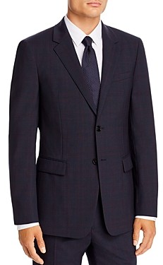 Theory Chambers Plaid Slim Fit Suit Jacket - 100% Exclusive