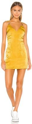 superdown Jasmine Buckle Dress