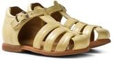 Pom D'Api Pom Dapi Jaune Fancy Papy Sandals